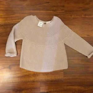 Zara kids pullover perfect for the fall/Winter